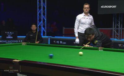 Ding awansował do trzeciej rundy Scottish Open