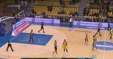 Skrót meczu Asseco Arka Gdynia - Dolomiti Energia Trento w 9. kolejce Pucharu Europy