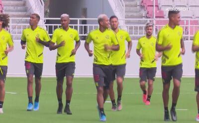 Flamengo trenuje przed KMŚ