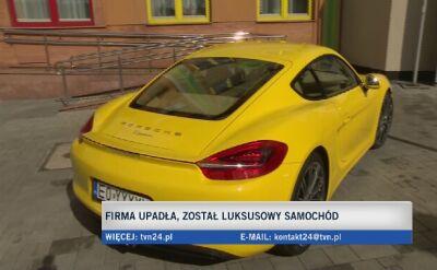 Porsche zostało wystawione na sprzedaż