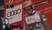 Zwycięski skok Stefana Krafta w Lillehammer