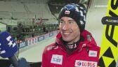 Kamil Stoch po kwalifikacjach w Lillehammer