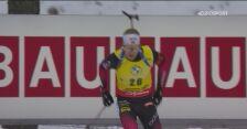 Johannes Hoesflot Klaebo zwycięstwie w Ruce