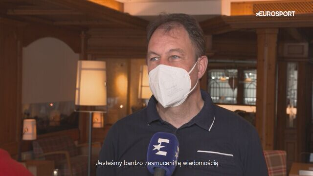 Sandro Pertile o zakażeniu Halvora Egnera Graneruda