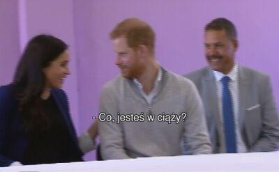 """""""Jesteś w ciąży? To na pewno moje dziecko?"""". Marokańska podróż książęcej pary"""