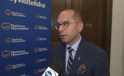 Michał Szczerba o udziale prezydenta w Marszu Niepodległości