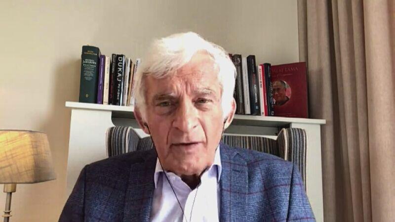 Jerzy Buzek: epidemia pokazała nam, jak bardzo potrzebujemy siebie nawzajem