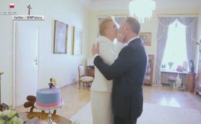 Andrzej Duda przygotował niespodziankę dla żony