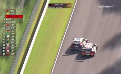 Michelisz wygrał pierwszy wyścig, fantastyczna walka na ostatnim okrążeniu