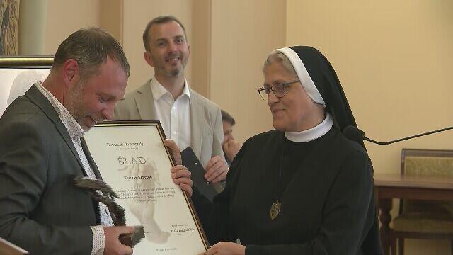 Tomasz Krzyżak laureatem nagrody imienia biskupa Chrapka