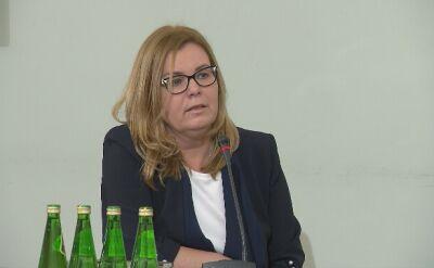 Prokurator Gurska przed komisją śledczą ds. Amber Gold