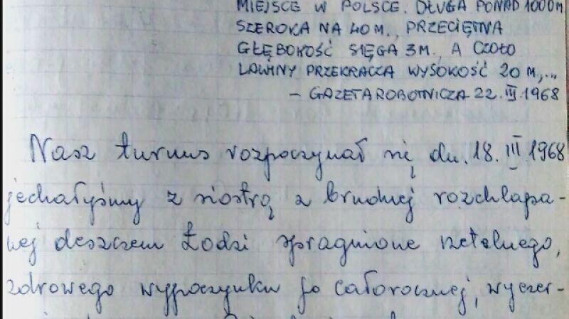 Pamiętnik mieszkanki Łodzi