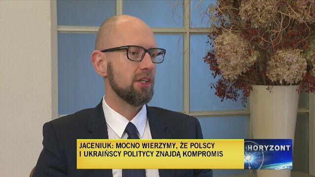 """""""Wierzymy, że polscy i ukraińscy politycy znajdą kompromis"""""""