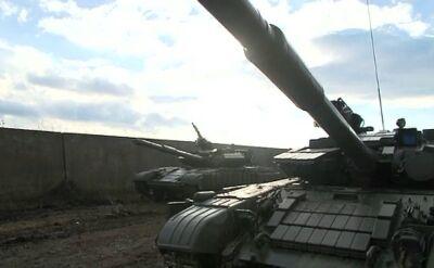 Czołgi, wozy bojowe, dodatkowe dywizje. Ukraina szykuje się na interwencję?