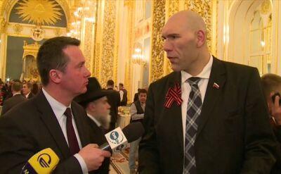 Wałujew: To prawdziwa radość dla wszystkich Rosjan i mieszkańców Krymu