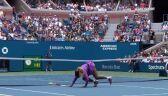 Najważniejsze wydarzenia 7. dnia US Open