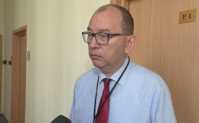 Sędzia Przemysław Radzik o prowadzonych przez siebie postępowaniach dyscyplinarnych