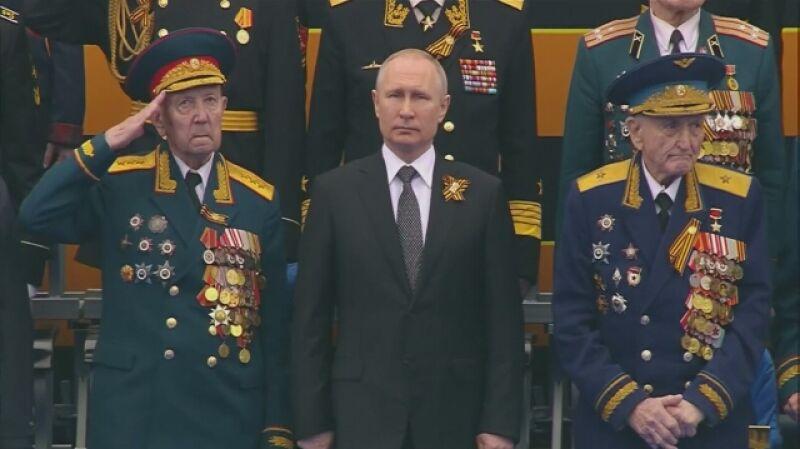 Historia według Władimira Putina