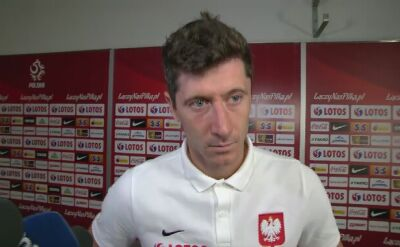 Lewandowski po meczu z Austrią: chciałbym żebyśmy grali płynniej