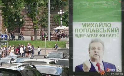 Kijów przed wyborami do Rady Najwyższej