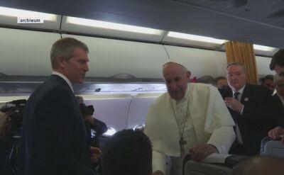Watykan ma nowego rzecznika. Odpowiadał on między innymi za podróże zagraniczne papieża