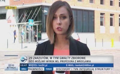 Wyrok w sprawie profesora socjologii z Wrocławia