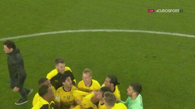 Łukasz Piszczek doceniony przed kolegów po meczu Borussia Dortmund - RB Lipsk