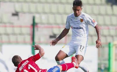 Rodrigo Zalazar gra w Koronie Kielce