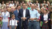 Morawiecki: potrzebujemy stalowej woli do przebijania szklanych sufitów niemożności