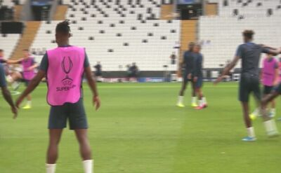Chelsea gotowa na starcie o Superpuchar Europy