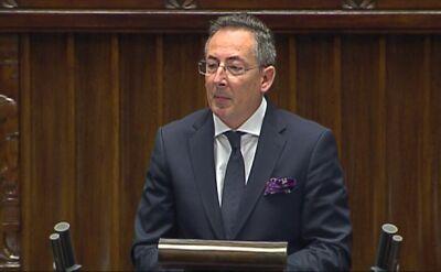Sienkiewicz: priorytetem MSW zabezpieczenie granic