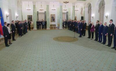 Mateusz Morawiecki złożył dymisję rządu