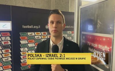 Polska wygrała z Izraelem