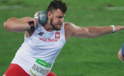 Konrad Bukowiecki chce iść w ślady Tomasza Majewskiego