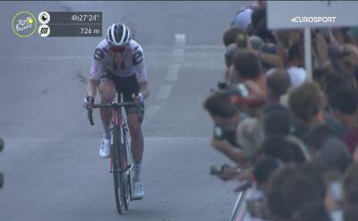 Zwycięstwo Andersena na 14. etapie Tour de France