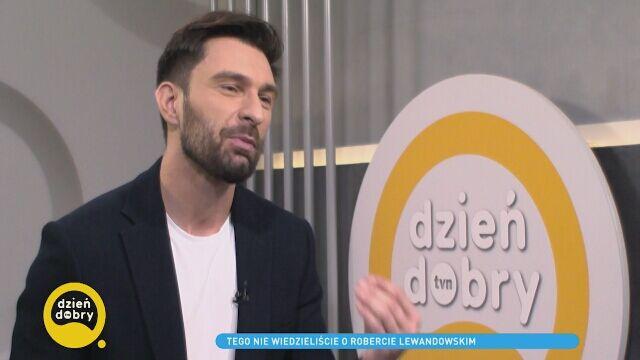 Robert Lewandowski: ja nie mam diety