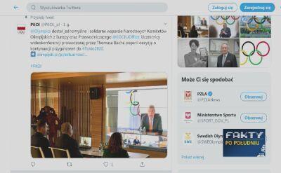 MKOl otrzymał wsparcie komitetów olimpijskich