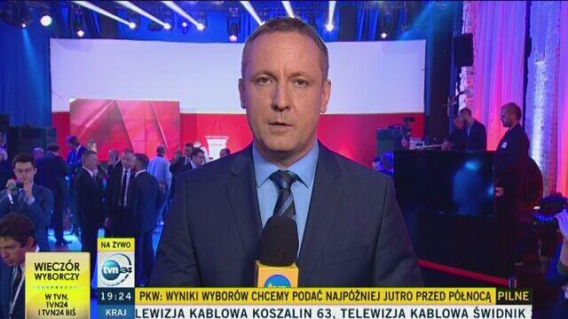 Przygotowania w sztabie Andrzeja Dudy