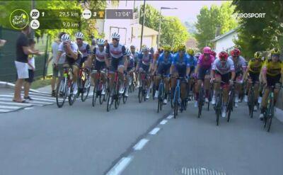Egan Bernal stracił kontakt z peletonem na 16. etapie Tour de France