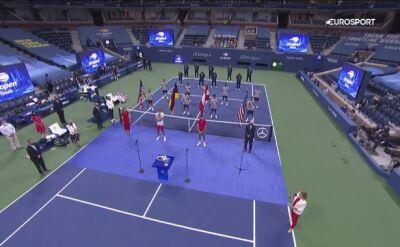 Alexander Zverev po porażce w finale turnieju US Open