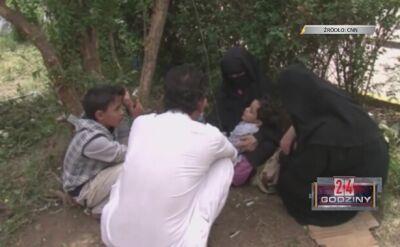 Cholera szaleje w Jemenie