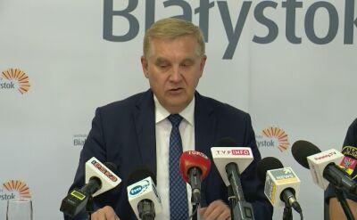 Prezydent Tadeusz Truskolaski zapowiada zawiadomienie do prokuratury