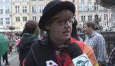W Gdańsku odbyła się manifestacja poparcia dla osób LGBT