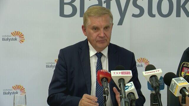 """Lewica organizuje """"marsz przeciwko przemocy"""". Prezydent Białegostoku: nie może się odbyć"""