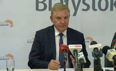 """Prezydent Białegostoku: z punktu widzenia prawa """"marsz przeciwko przemocy"""" nie może się odbyć"""