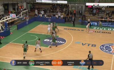 Druga wygrana Stelmetu Zielona Góra w Lidze VTB