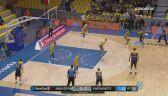 Skrót meczu Arka Gdynia v EWE Baskets Oldenburg