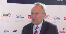 Prezes PKOl Andrzej Kraśnicki rok przed igrzyskami w Tokio
