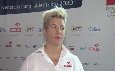 Anita Włodarczyk: to będą inne igrzyska