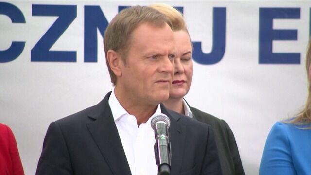 Donald Tusk po raz kolejny zabrał głos w sprawie słów Pawłowicz